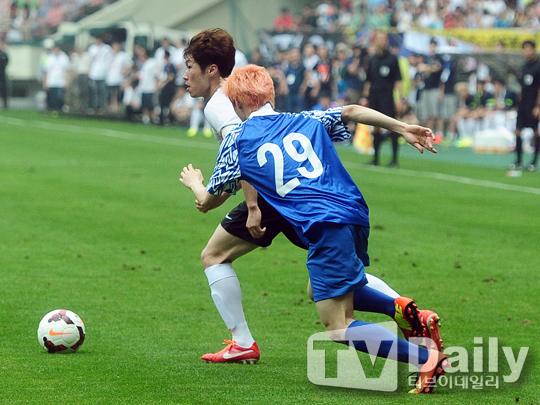 박지성 자선경기 아시안 드림컵