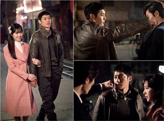 Jin Kim Hyun Joong thrilled Seyon times