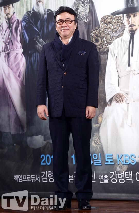 박영규 삼총사 김자점