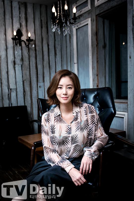 여왕의 꽃 김성령 인터뷰