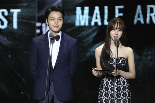 2015 MAMA 마마 여진구 김소현