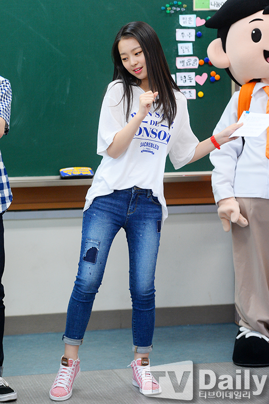 [TD포토] 이수민 신나는 댄스타임