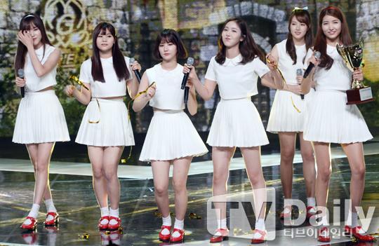 여자친구 쇼챔피언 주간아이돌
