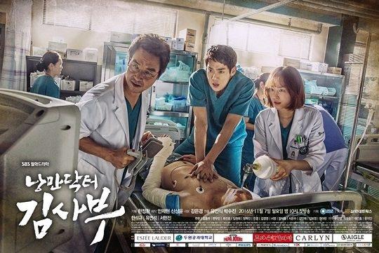 월화드라마 시청률, 낭만닥터 김사부