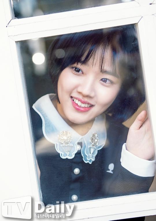 눈길, 김향기