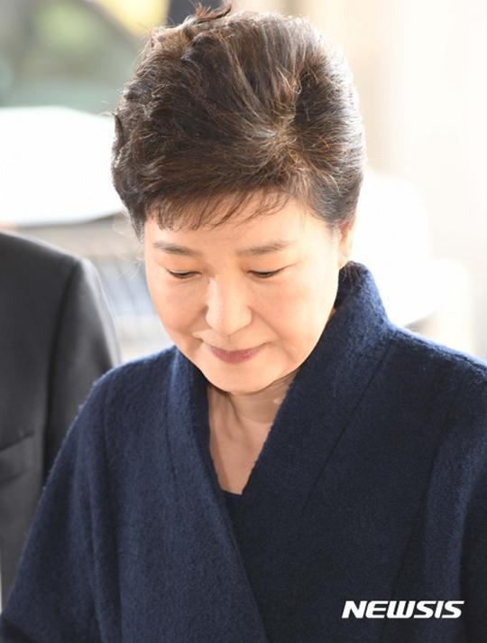 박근혜 검찰 소환