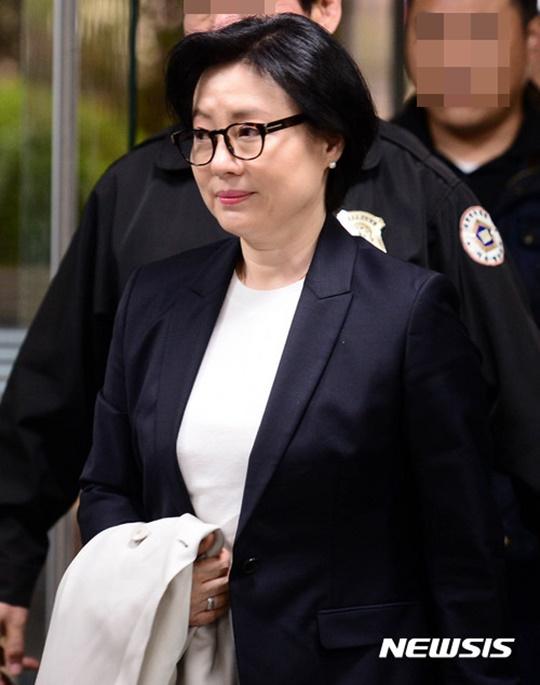 신격호 롯데총괄회장 셋째 부인 서미경