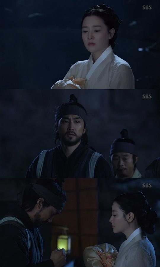 사임당, 빛의 일기 이영애 송승헌