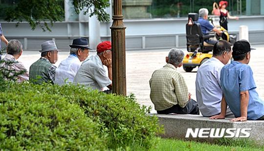 한국인 평균연령