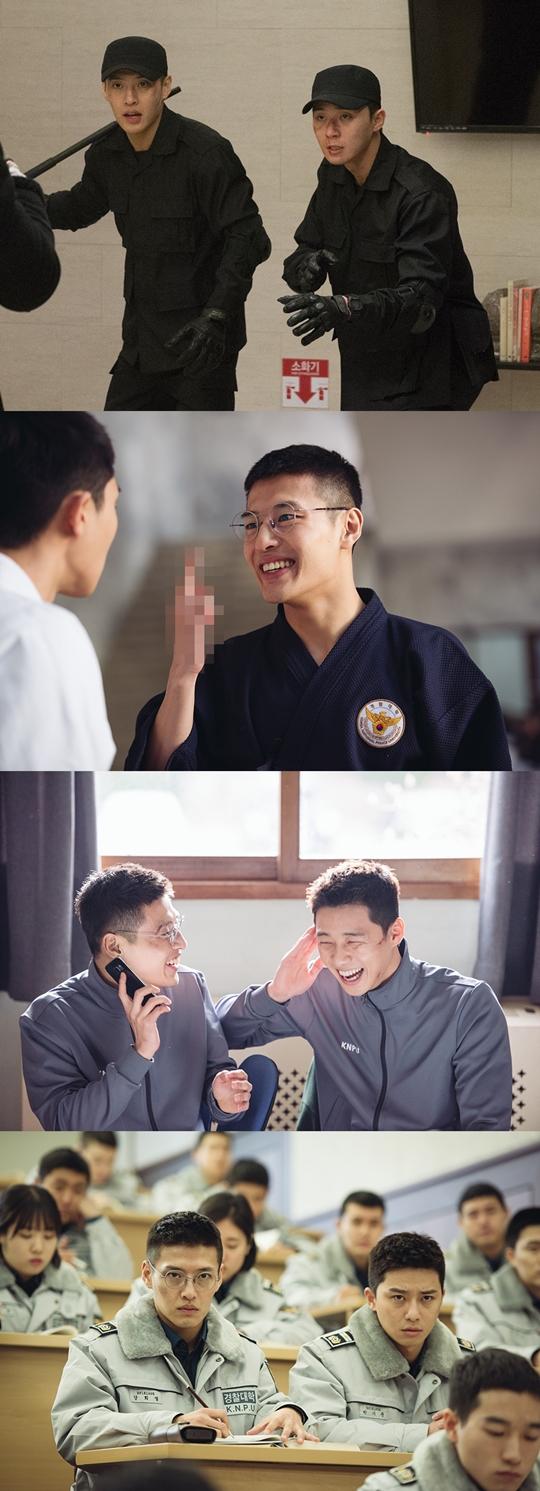 청년경찰, 강하늘 박서준
