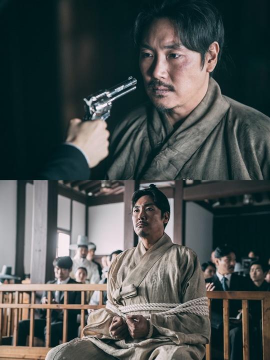 대장 김창수 조진웅