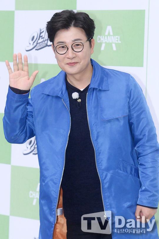 김성주, 주진우 기자