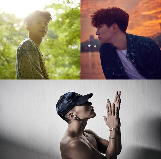 2PM 준케이-우영-준호