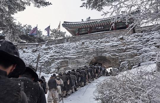 영화 남한산성