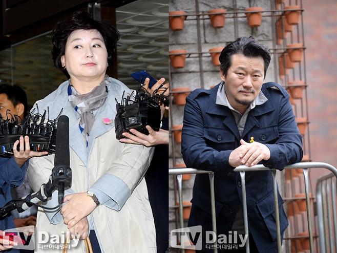 서해순, 이상호 감독, 영화 김광석