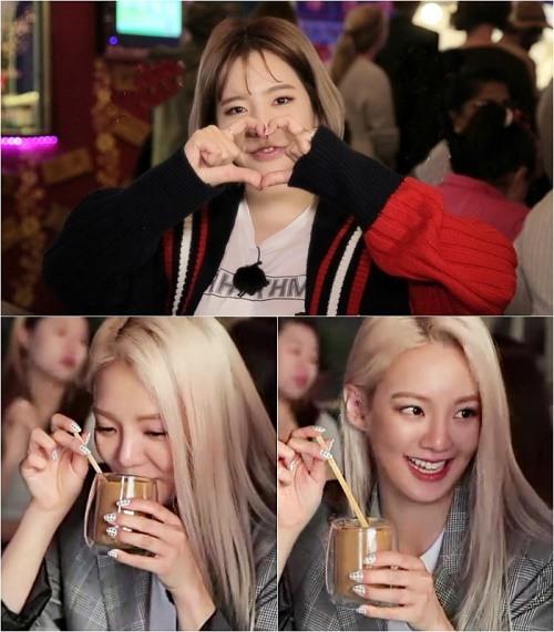 배틀트립 효연 써니 소녀시대 정진운 권혁수
