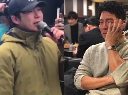 MBC 김장겸 사장 해임에 허일후, 신동진 아나운서 감격의 눈물