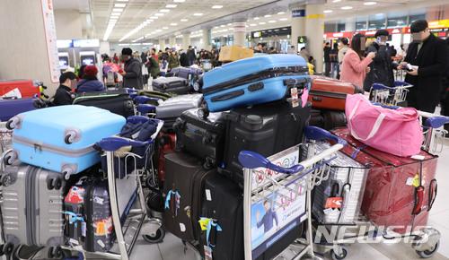 오늘 날씨 올겨울 최강 한파 제주공항 폭설