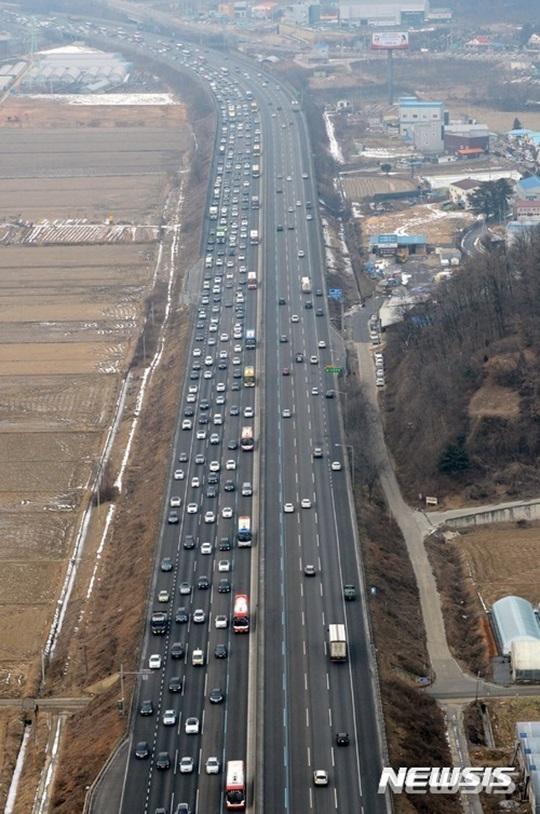 고속도로 교통상황