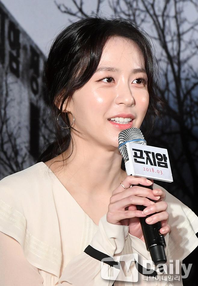 """'곤지암' 오아연 """"'호러퀸' 노렸지만, 영화서 소리 한 번 못 질러"""""""