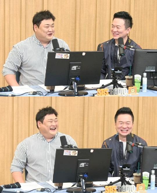 컬투쇼 김준현 스페셜 DJ