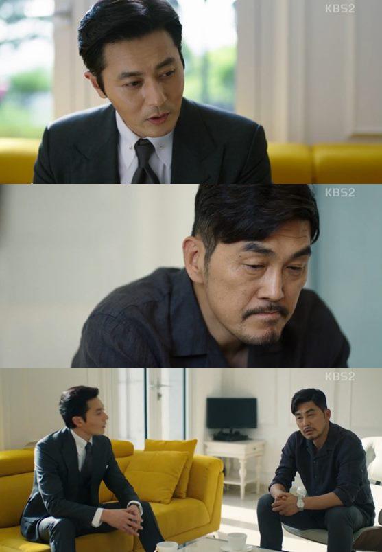 슈츠 장동건 박형식 채정안 진희경 고성희 최귀화 진희경 김영호 손석구