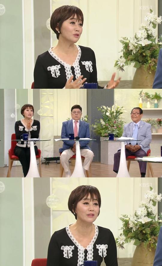 아침마당 최진희 하춘화 남보원 송해 설운도