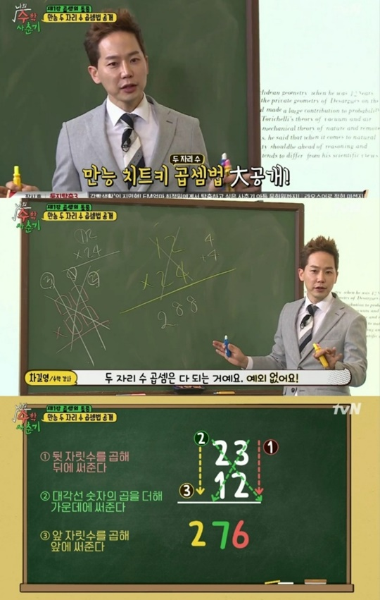 나의 수학사춘기