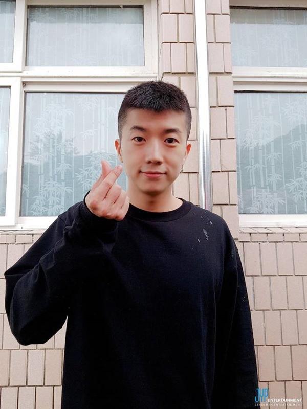 2PM 우영 입대