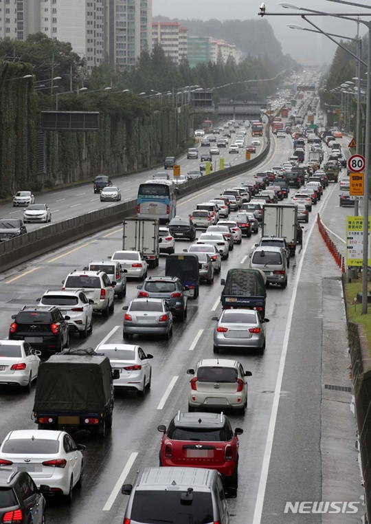 고속도로교통상황