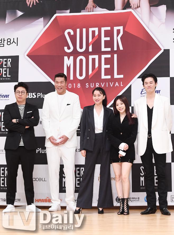 슈퍼모델 2018 서바이벌 출연진