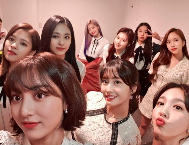 트와이스 영화 트와이스랜드 YES or YES 나연 지효 정연 모모 사나 미나 다현 채영 쯔위