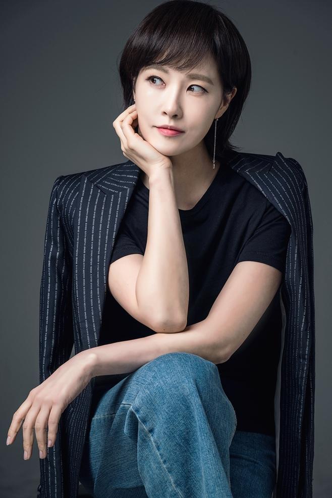 붉은 달 푸른 해, 김선아 인터뷰