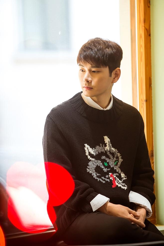 MBC 붉은 달 푸른 해, 이이경 인터뷰