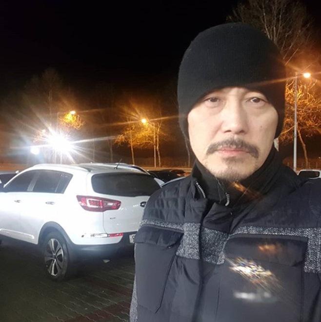 김영호 육종암 투병