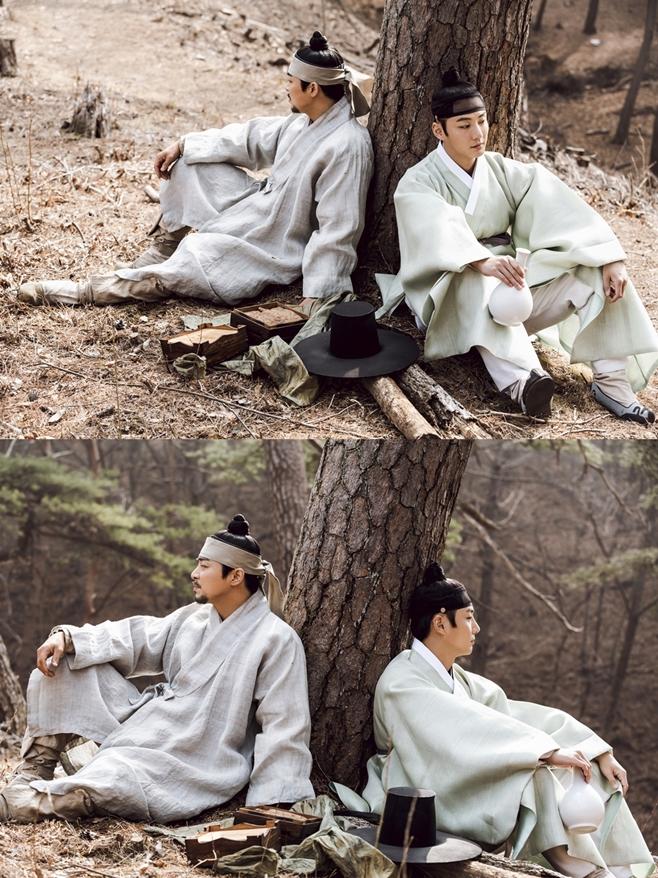 SBS 녹두꽃, 조정석 윤시윤