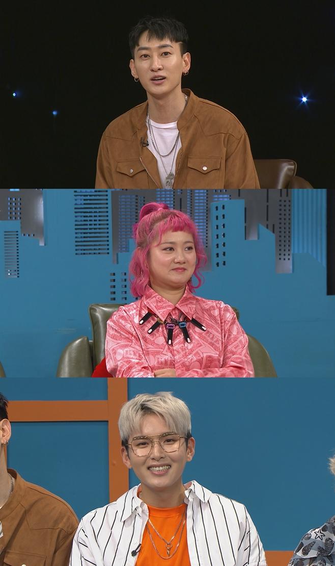 MBC에브리원 비디오스타, 슈퍼주니어 은혁 려욱