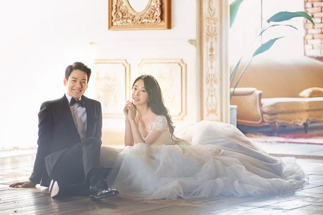 배우 강태성 정아라 결혼