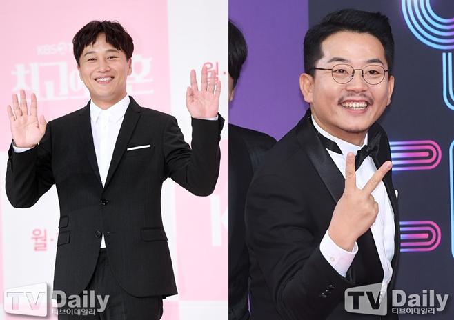 차태현 김준호
