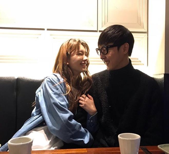크루셜스타 김진경 열애