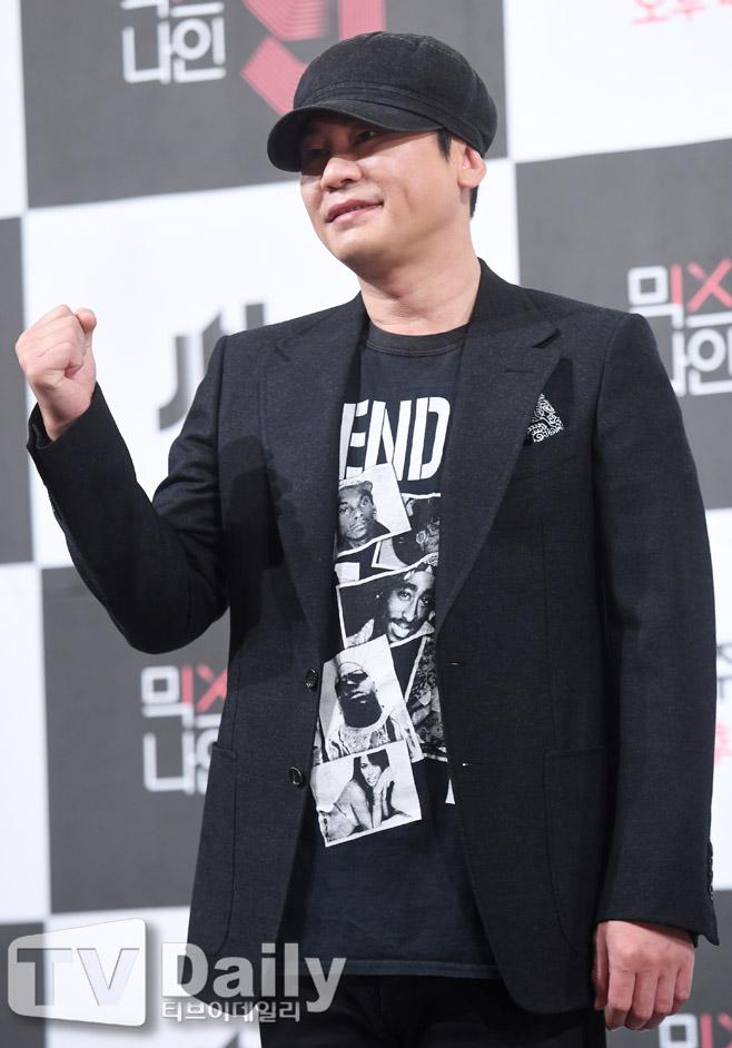 YG엔터테인먼트 양현석