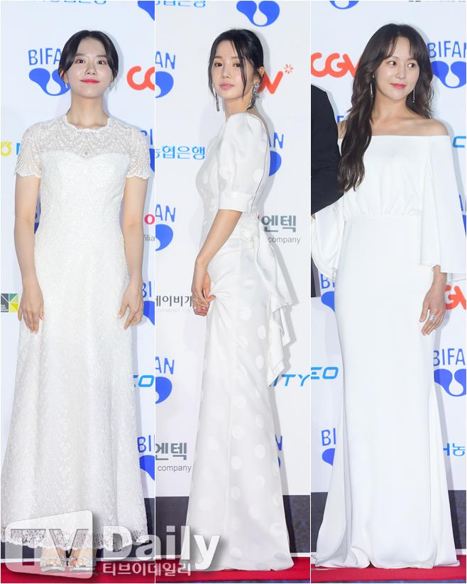 김소혜, 남규리, 유다인