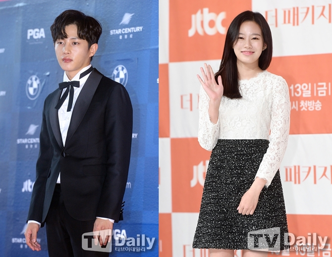 김민석, 박유나
