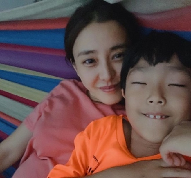 박은혜 쌍둥이아들