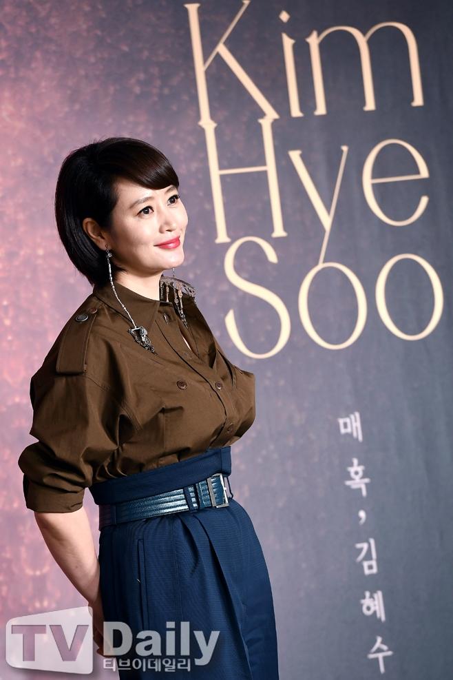 배우 김혜수