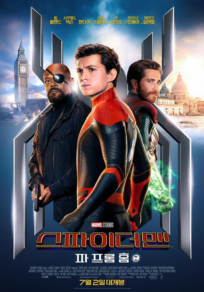 스파이더맨: 파 프롬 홈 박스오피스