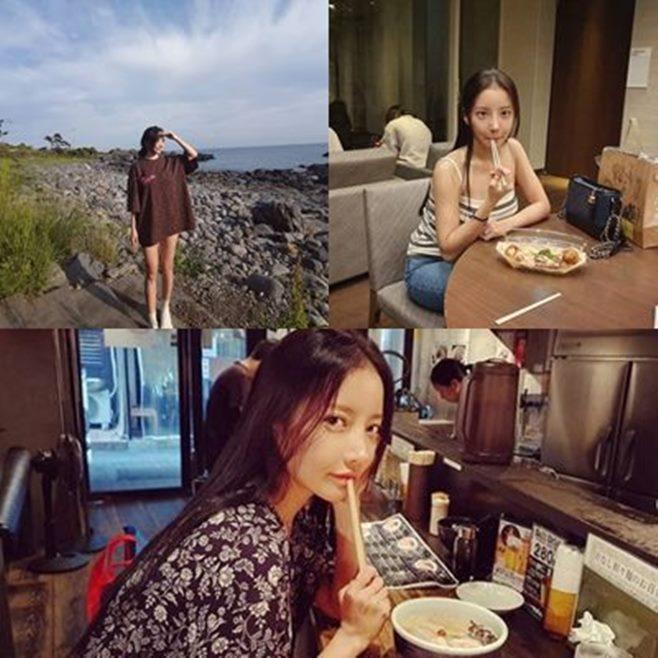 화사 차 볼보 xc40 최수정 걸그룹 롯데걸스 쇼핑몰