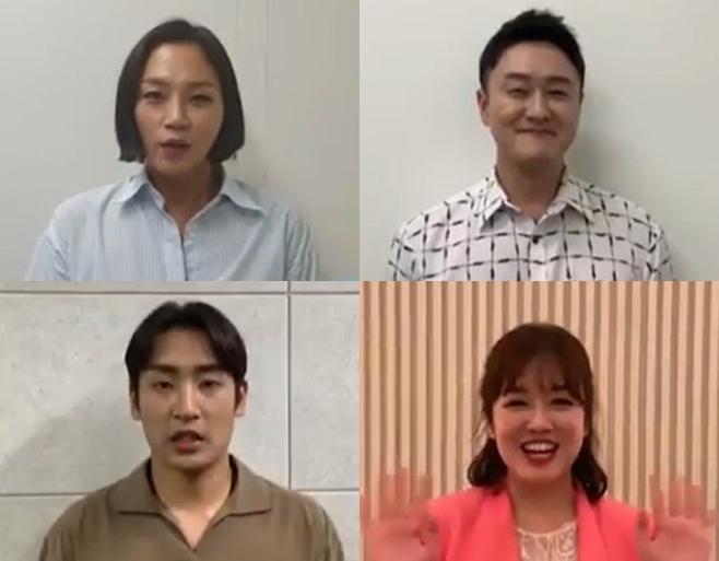 2019 케이월드 페스타 - 장진희, 김원효, 박재정, 정미애 축전 영상