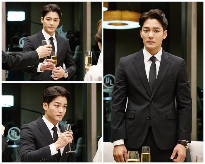 우아한 가 - 배우 김진우