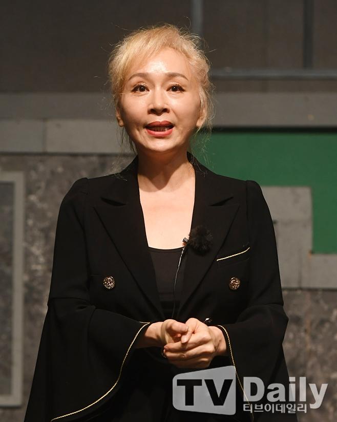 배우 박해미 인터뷰